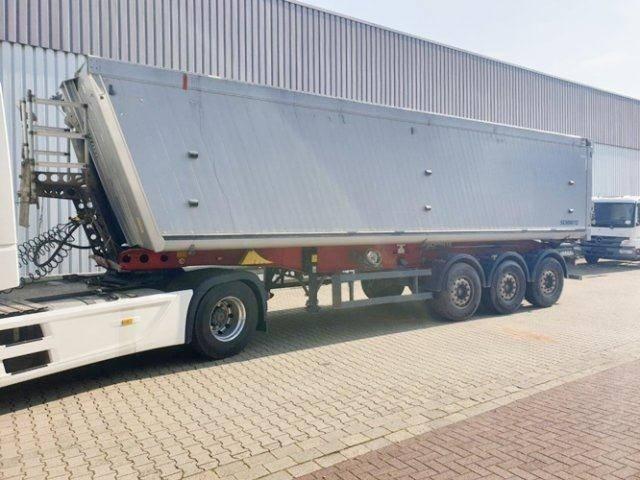 Schmitz Cargobull SKI 24 SL 9.6 SKI 24 SL 9.6 Alumulde ca. 50m?, - 2013