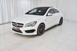 2014 Mercedes Benz CLA45 AMG 4-MATIC