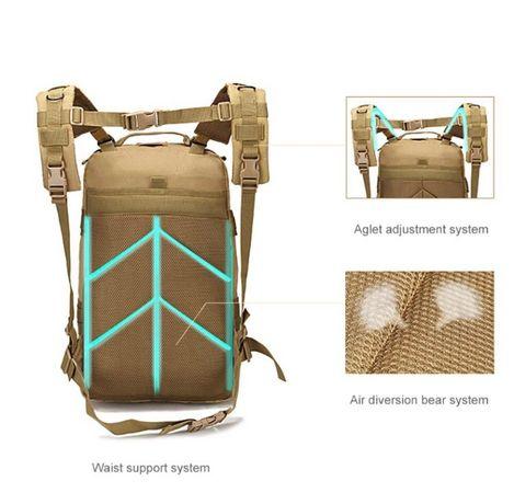 Рюкзак тактический, штурмовой, военный,городской на 45лв опт и розница Хмельницкий - изображение 7