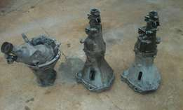 Nissan 1400 gearboxes 3 for sale