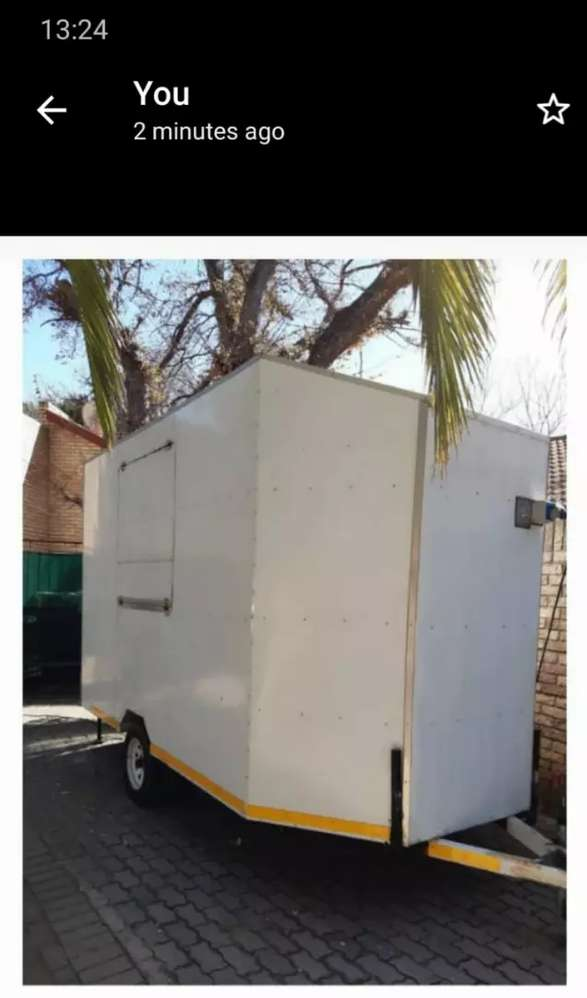 Food - Caravans & Trailers for sale | OLX South Africa