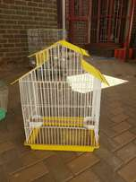 Medium sized birdcage