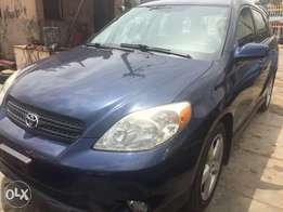 Toyota Matrix 2006 Model Toks/Imported For Quick Sale