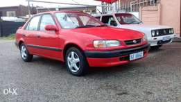 99 Toyota corollary for sale . Excellent condition