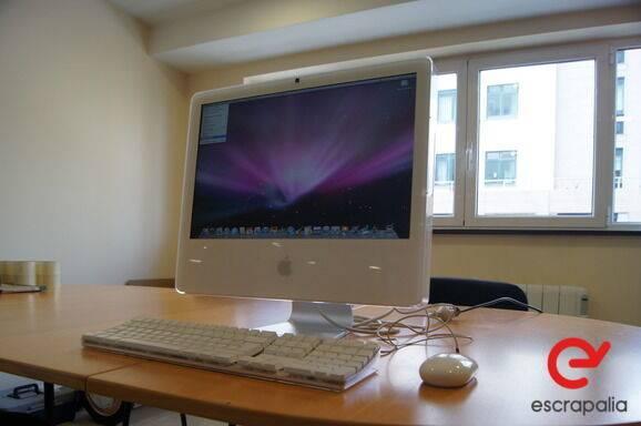 Sale ordenador apple imac g5 2,1 ghz 20 pulgadas industrial