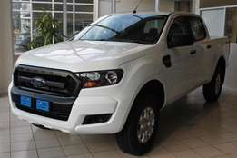 2017 Brand New Ford Ranger 2.2 Xl Double Cab