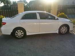 Toyota corolla professional 2012 model 1.3 L for sale