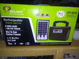 Dp light solar