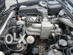 bmw 735 engine and gearbox