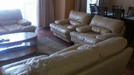Spacious 3br fully furnished apartment to let in kilimani