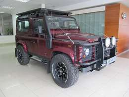 2015 Land Rover Defender 90 2.2 Station Wagon