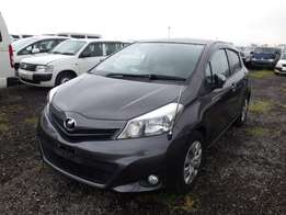 Toyota vitz new shape brand new car