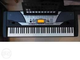 UK used yamaha Psr GX76 Professional Keyboard piano