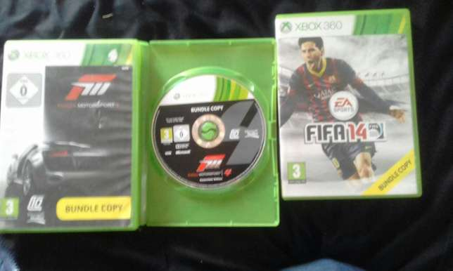 Xbox 360 games for sale with controller Springs - image 1