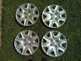 Peugeot wheel covers 14""