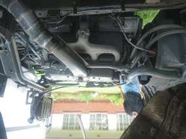 352 ade non turbo motor and Hino 5 speed gearbox