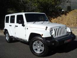 Jeep Wrangler Unlimited 3.8i Automatic
