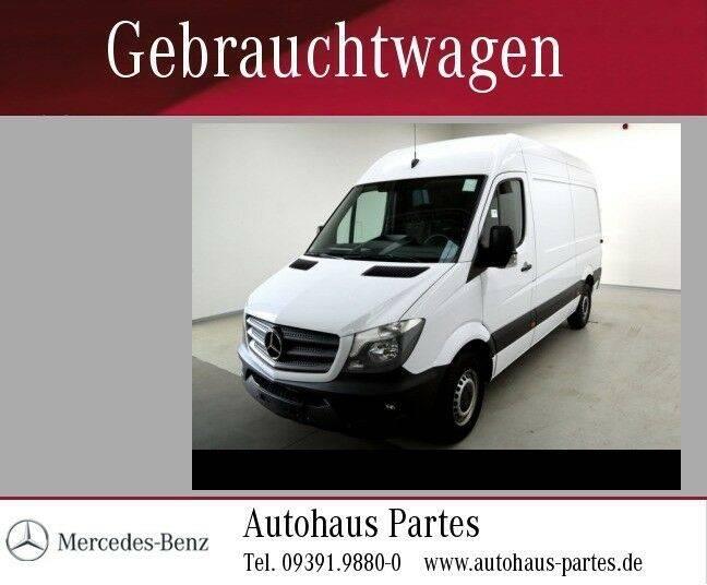 Mercedes-Benz 316 BlueTec Kasten Hochdach EURO 6/Klima/Tempoma - 2017