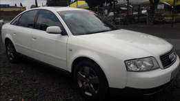 Audi A6 V6 Tdi 2.5 Automatic in excellent condition inside-out