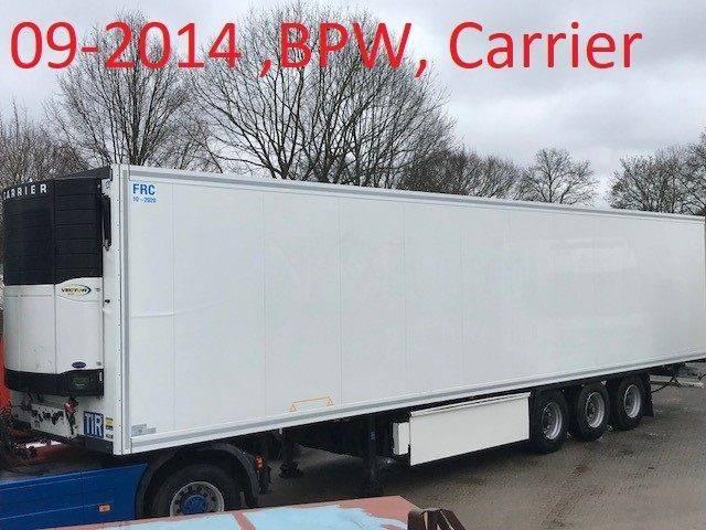 Krone Frigo 09-2014 Bpw Carrier Vector 1850 - 2014