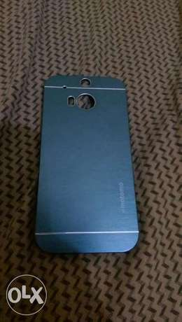 Htc M8 metal back cover Kongowea - image 2