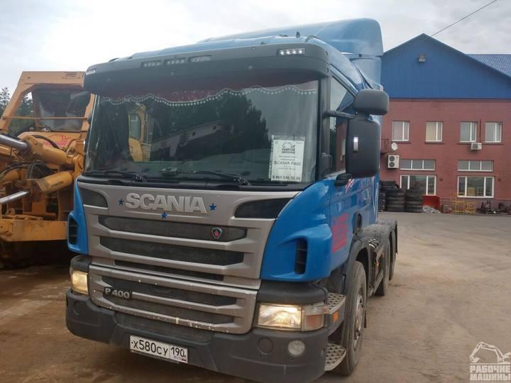 Scania P400 - 2019