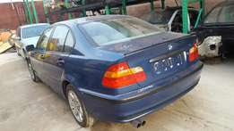 Bmw E46 320i breaking for spares
