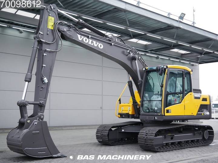 Volvo EC140DL New unused 2018 machine - 2018