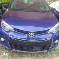 Foreign Used Toyota Corolla 2016 Model