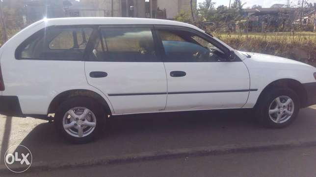 Toyota corolla dx 104 for quick sale Air Base - image 7