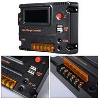 CMG-2420 20A 12V 24V PWM LCD Solar Charge Controller Control Switch