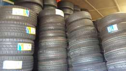 Commercial tyres brand new and second hands at low prices