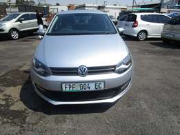 Finance available for 2011 VW POLO 6,silver in color,4 doors ,for sale