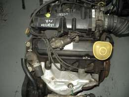ford fiesta endura engine (j4k) R7950 nnnn