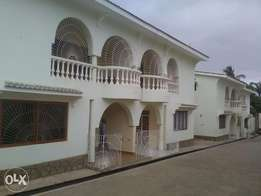 4 bedroom maisonette to let plus Sq in Nyali Mombasa