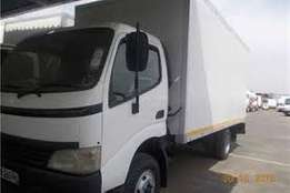 Month-end Best Transporter available