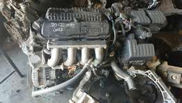 Honda Jazz 2011 L13Z Engine