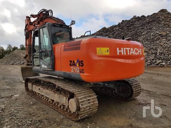 Hitachi ZX210LC-3 - 2009