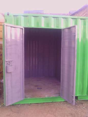 20ft Stalls Container with cut-out doors Ruiru - image 1
