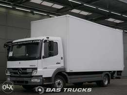 Mercedes Atego 816 S - For Import
