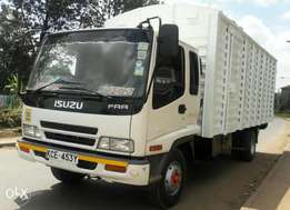 Isuzu FRR KCE 2015 Model Very clean and in excellent condition