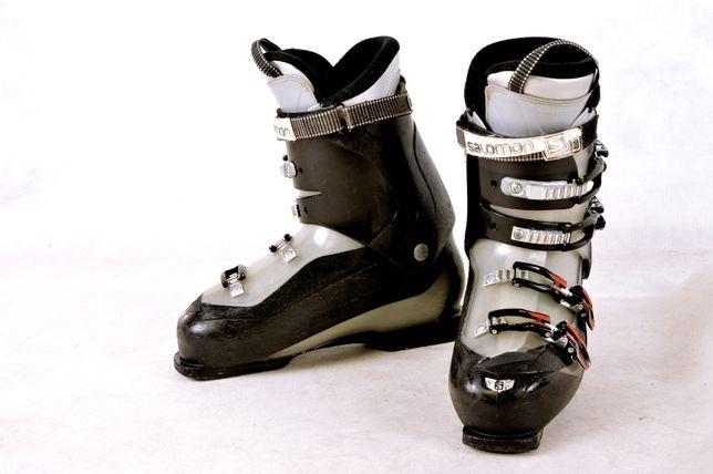 NartyRopczyce] Buty narciarskie SALOMON MISSION MG r.27 (42