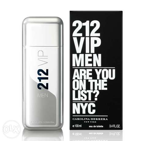 Carolina Herrera 212 VIP (Mens) Eau De Toilette 100ml Parklands - image 1
