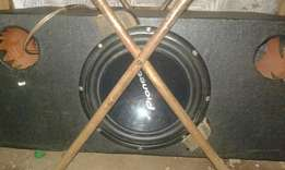 """Pioneer Woofer Champion Series 1400 Watts 12"""" Inches"""
