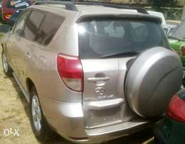 Clean used Rav4 at give-away.Call: 070312,60633.