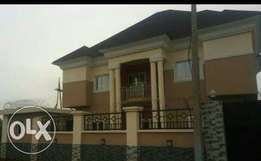 Beautiful 5 bedroom duplex in a serene environment