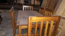 New dining table for sale mtwapa in our work shop