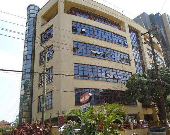 1,450 sqft fully partitioned office space to let-westland Nairobi CBD - image 4