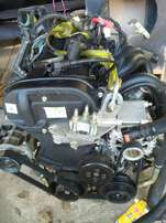 Ford figi engine 1.4
