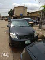 Used Toyota matrix .. first body